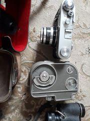 Kamera Fotoapparat Fernglas Konvult