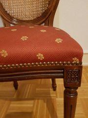 3 alte Stühle Chippendale Stil