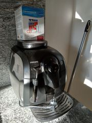 Haushaltsauflösung Kaffeevollautomat Saeco x-small gebraucht