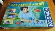 NEUWERTIG - KOSMOS Easy Elektro Start -
