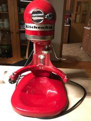 Küchenmaschine KitchenAid Heavy Duty mit