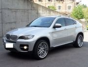 BMW X6 Hybrid Twin Turbo