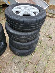 Reifen mit Felgen für Toyota