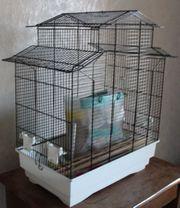 Großer Vogelkäfig auch für mehrere