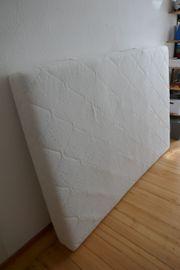 Hochwertige Gelschaum Matratze Lattenrost 140x200