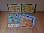 Kinderpuzzle - Puzzle - Lernpuzzle