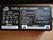 Batterie Akkuladegerät