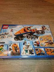 Lego city Arktis - Erkundungstruck