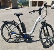 Fast neues E-Bike Victoria e-Manufactur