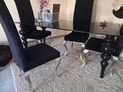 BAROCK STIL Esstisch incl Stühle
