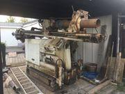 Hydraulisches Brunnenbohrgerät Verleih