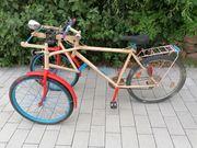 Dreirad Fun-Fahrrad Spaßrad Fahrrad 26