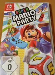 Mario Party Nintendo Switch versiegelt