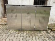 Mülltonnenbox 3er Neu bis 240l