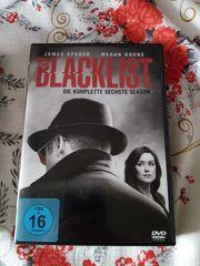 DVD The Blacklist 5 6