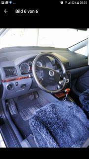 VW SHARAN 1 9TDI TAUSCH