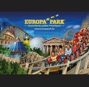 6 Europapark Tageskarten für den