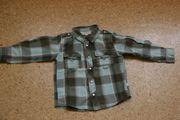 Kanz Langarmhemd Gr 80