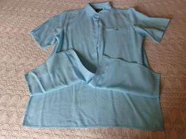 Vintage Kurzarm-Bluse Bluse länger Gr: Kleinanzeigen aus Hamburg Eidelstedt - Rubrik Damenbekleidung