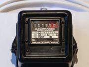 Wechselstromzähler Uher Nr 177753