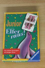 Elfer Raus Junior - Ravensburger
