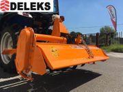 DELEKS® DFL-135 Bodenfräse Fräse Kettenantrieb