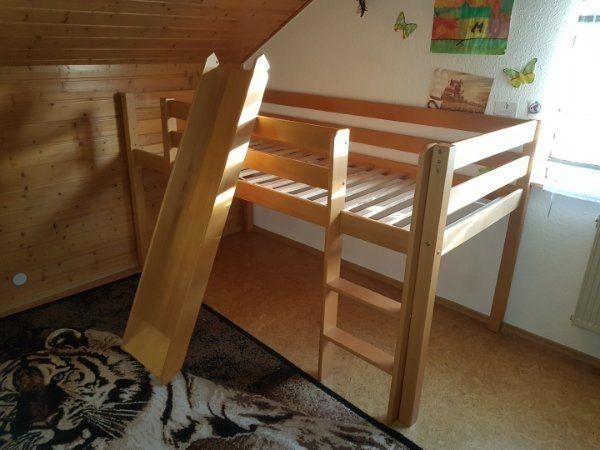 Thuka Etagenbett Mit Rutsche : Hochbett mit rutsche in römerstein betten kaufen und verkaufen