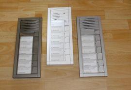 SSS Siedle Türsprechanlage Komplett für: Kleinanzeigen aus Karlsruhe Innenstadt-West - Rubrik Elektro, Heizungen, Wasserinstallationen