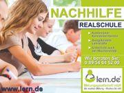 Realschule Nachhilfe Mathe BwR Deutsch