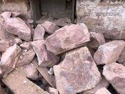 Natursteine Bruchsteine