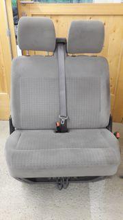 VW T4 CARAVELLE Doppelsitzbank vorne
