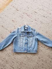 Tolle Jeansjacke Gr 116 wie