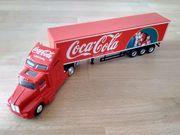 Simba Coca Cola Truck X-mas