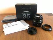 Fujifilm Fujinon XF 35mm F2