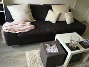 Bequeme Couch zum Wohlfühlen
