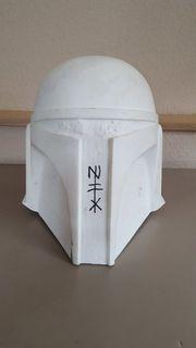 Star Wars Mando Helm