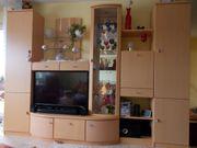 Wohnwand Musterring Highboard Esstisch
