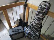 E-Gitarren Komplettset für Kinder Jugendliche