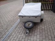 Knaufix Anhänger mit Planne 400kg