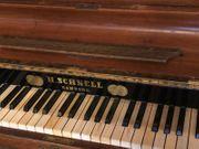 Klavier H SCHNELL HAMBURG
