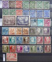 Deutsche Post Besatzung 1946-1949