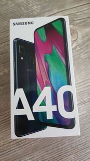 Samsung A40 64GB Android9 4GB