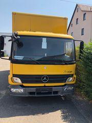 Mercedes Benz Atego 816