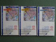 Diverse Luftfahrtkarten zu verkaufen
