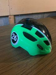 Uvex Kinder Fahrradhelm Neuwertig Grün