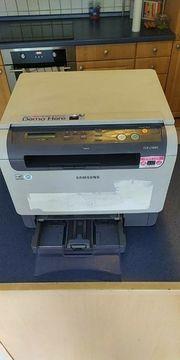 Samsung CLX-2160 Laser Multifunktionsgerät Drucker