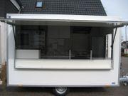 Imbissanhänger Verkaufsanhänger Food-Truck Nr 111
