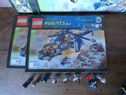 Lego 8971 Hubschrauber Agents 2