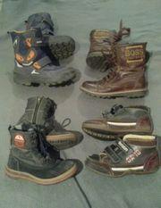 Herbst Winter Jungs Schuhpaket 29