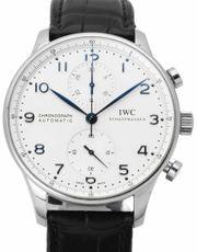 IWC Portugieser Chronograph IW371417 Stahl